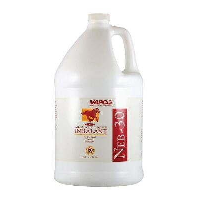 Vapco Neb 30 Nebulizer Solution Gallon