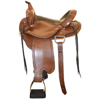 Dakota Flex Trail Saddle