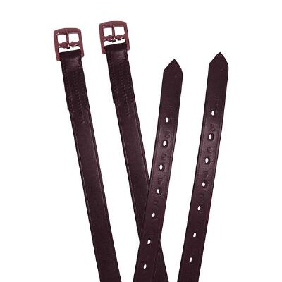 Stirrup Leathers Pair 1 inch