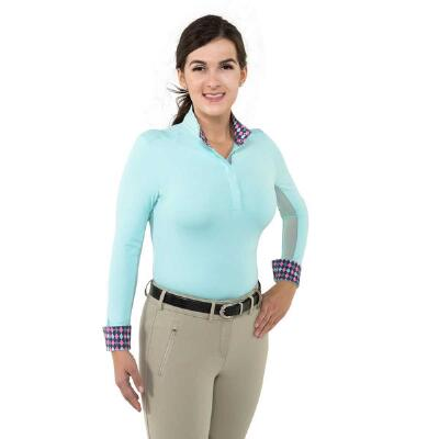 Noble Outfitters Allison Pull On Ladies Show Shirt