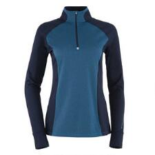 Noble Equestrian Athena Quarter Zip Ladies Pull Over - TB