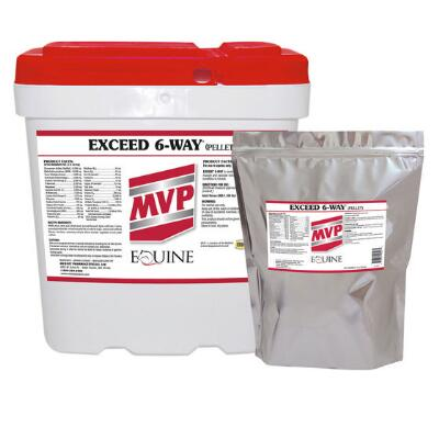 Exceed 6-Way Pellets 8 lb