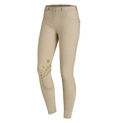 Schockemohle Libra Grip Knee Patch Ladies Breech