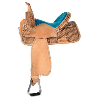 Circle Y Ocala Barrel Saddle