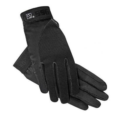 SSG Reflect 24 Unisex Riding Glove - Black