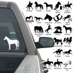Window Decal 4 in. - Stock Logo - TB