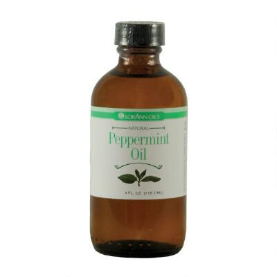 Oil Of Peppermint 4 oz