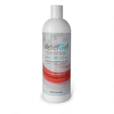 Relief Gel 16 oz
