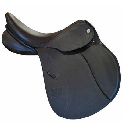 P Fontaine Deauville All Purpose Saddle Size 17.5 Wide