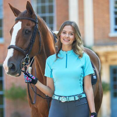 Noble Outfitters Ashley Ladies Show Shirt