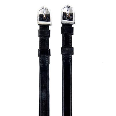 Beval English Spur Straps with Stirrup Buckle