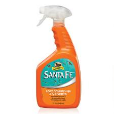 Absorbine Santa Fe Coat Conditioner & Sunscreen 32 oz - TB