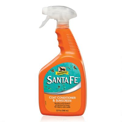 Absorbine Santa Fe Coat Conditioner & Sunscreen 32 oz