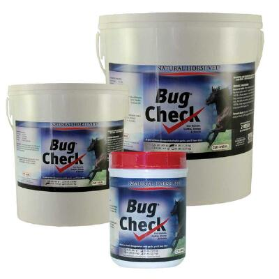 Natural Horse Vet Bug Check Feed Thru 2 lb