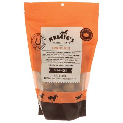 Kelcies Pumpkin Spice Horse Treats 1lb