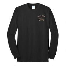 T-Shirt Long Sleeve With Custom Embroidery - TB