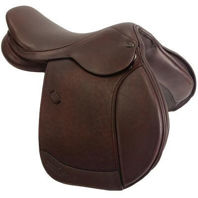 Valeria Platinum Close Contact Saddle