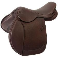 M Toulouse Valeria Platinum with Genesis Close Contact Saddle - TB