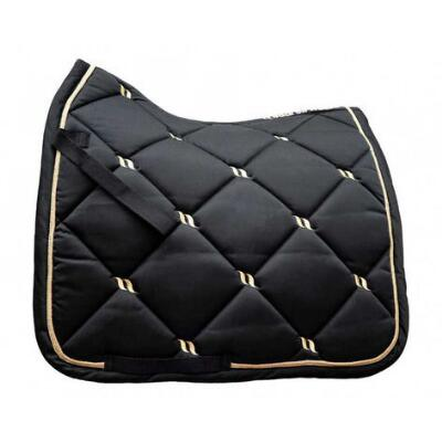 Back On Track Night Collection Dressage Saddle Pad