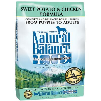 LID Sweet Potato and Chicken Formula 13 lb