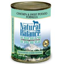 LID Chicken and Sweet Potato 13 oz Can
