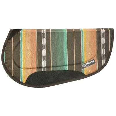 Futurity Round Tacky Too Western Saddle Pad 29 in