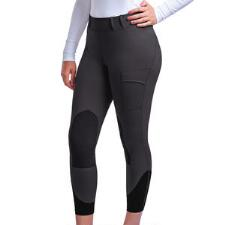 Noble Outfitters Balance Knee Patch Riding Tights - TB