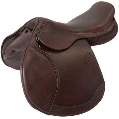 M Toulouse Amerique Platinum Close Contact Saddle With Genesis - Shop Worn