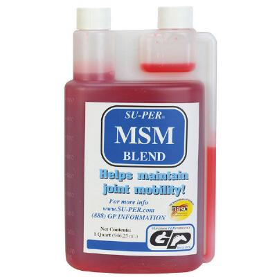 Msm Liquid 32 oz