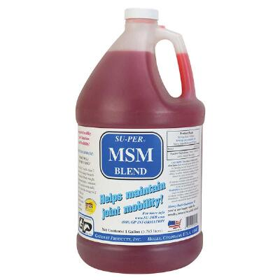 Msm Liquid  Gallon