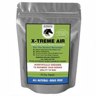 Winners Equine X-treme Air Daily 30 Day