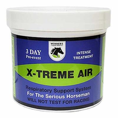 Winners Equine X-treme Air 3 Day Pre-Event