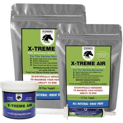 Winners Equine X-treme Air Boost Paste