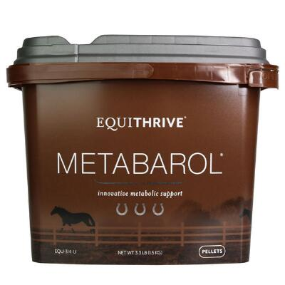 Equithrive Metabarol Pellets 3.3lb