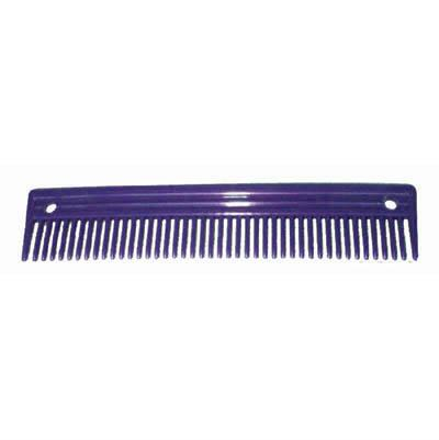 Mane And Tail Comb Purple