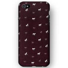 Spiced Equestrian Plum Pony Phone Case - TB