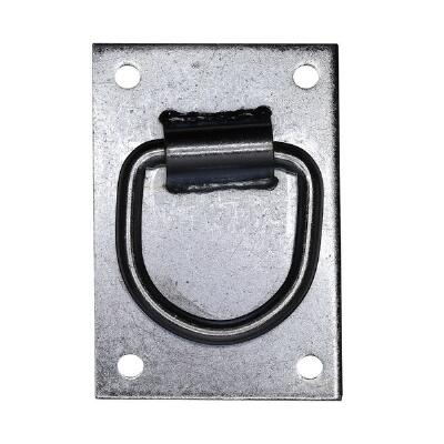 Wall Mount Tie Ring and Plate