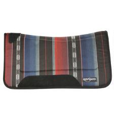 Square Contour Tacky Too Pattern Western Saddle Pad 30 X 30 - TB
