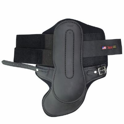 Walsh Hind Shin Boots with Speedycut