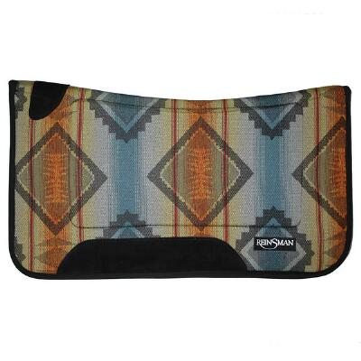 Reinsman Tacky Too Contoured Pattern Saddle Pad 32 x 32