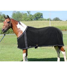 Finn Tack Fleece Cooler with Mesh Lining - TB