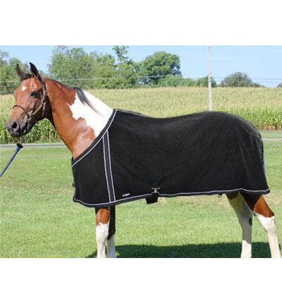 Finn Tack Fleece Cooler with Mesh Lining