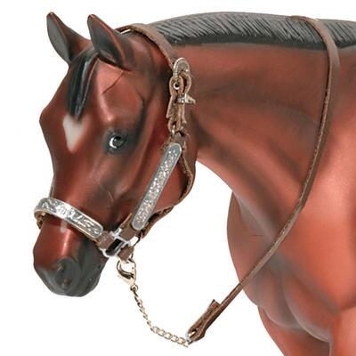 Breyer Western Stock Show Halter And Lead