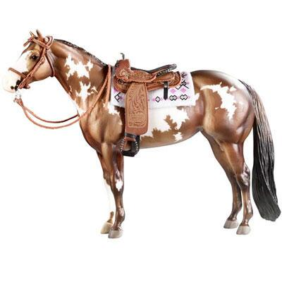 Breyer Traditional Cimarron Western Pleasure Saddle