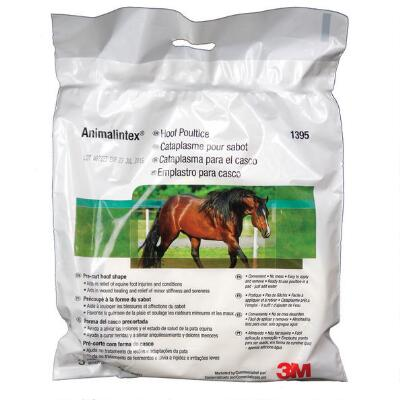 Animalintex Poultice Hoof Shaped Pad