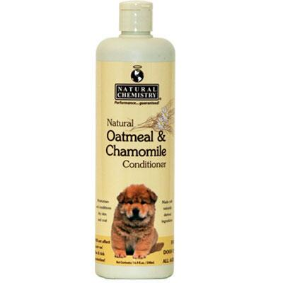 Natural Chemistry Oatmeal and Chamomile Conditioner 16 oz