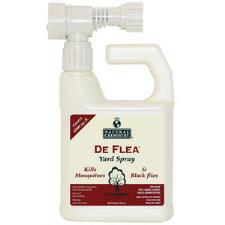 DeFlea Yard Spray 32 oz