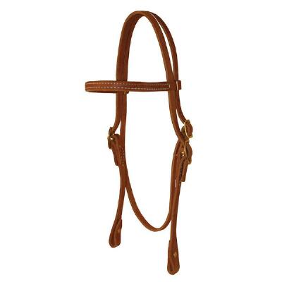 Browband Headstall Harness Leather