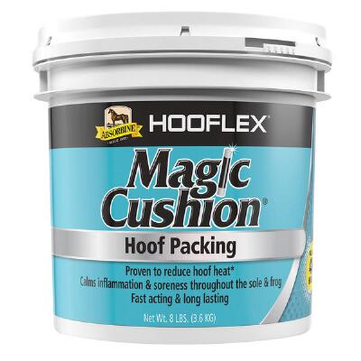 Absorbine Magic Cushion Hoof Packing 8 lb