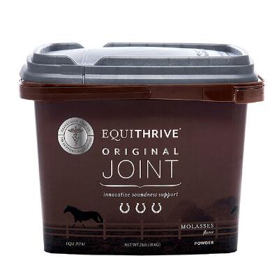 Equithrive Original Joint Powder Molasses 2 lb